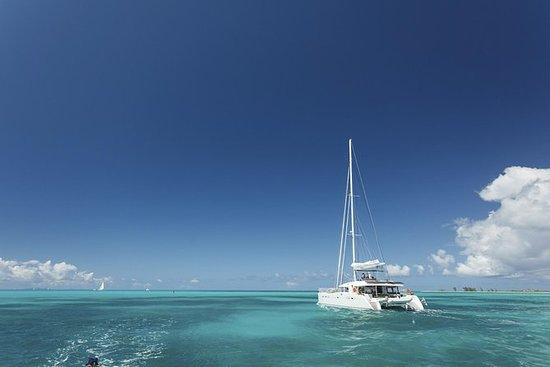 St. Lucia West Coast Catamaran Cruise...