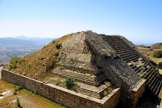 Mitla and Monte Alban Combo Tour from...