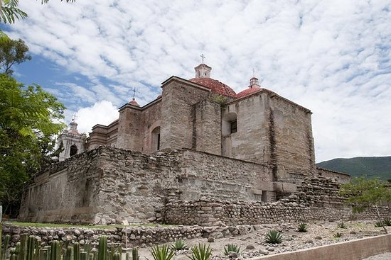 Day Trip to Mitla, Tule, Matlatan and...