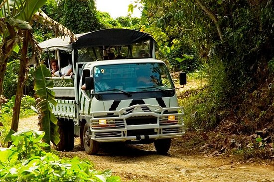 Puerto Plata Safari Adventure