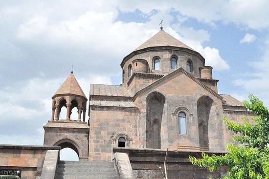 Dagstur til Echmiatsin-katedralen, St...