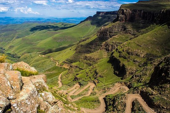 Sani Pass and Lesotho 4x4 Experience...