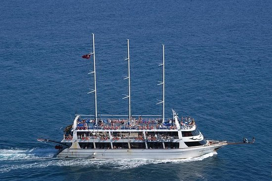 All Inclusive Full-Day Party Boat