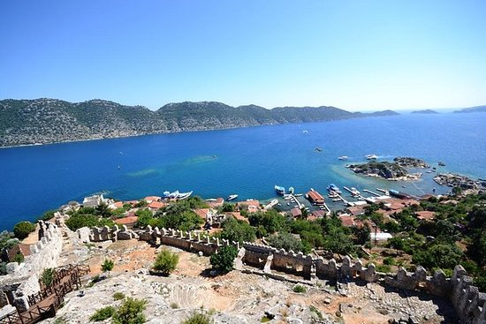 Kekova Sunken City Boat Trip From...