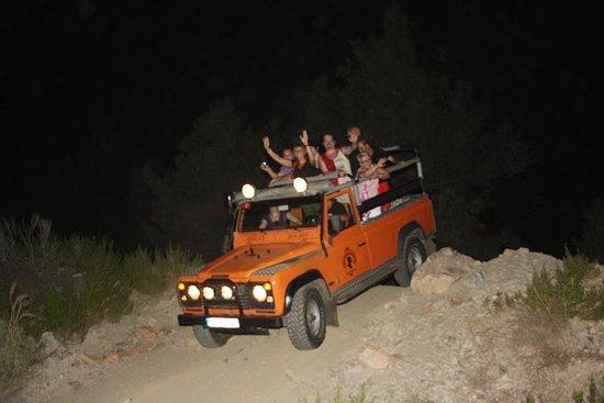Safari de nuit à Alanya