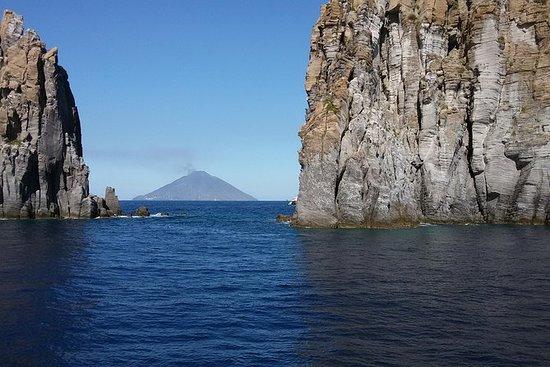 Îles Éoliennes: Panarea et Stromboli...