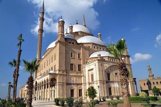 Kairo Tagestour mit dem Flugzeug ab...