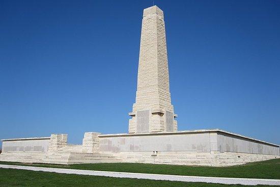 Gallipoli Helles og Suvla slagmarker...