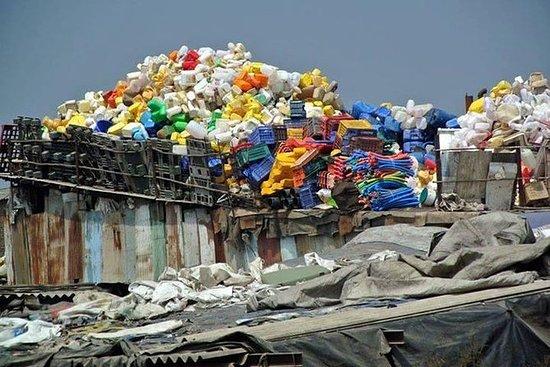 Dharavi Slum Tour en Mumbai