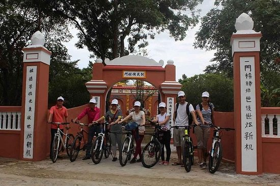Hue Thuy Bieu Village Eco Tour with...