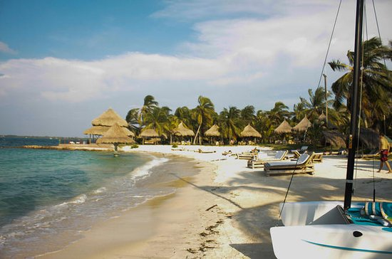 2 noites nas Ilhas Rosario: Isla...