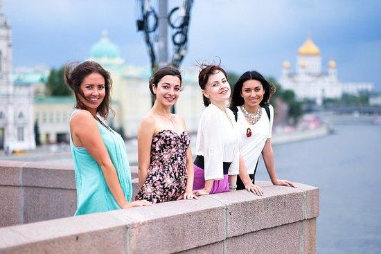 Excursion privée en bateau à Moscou