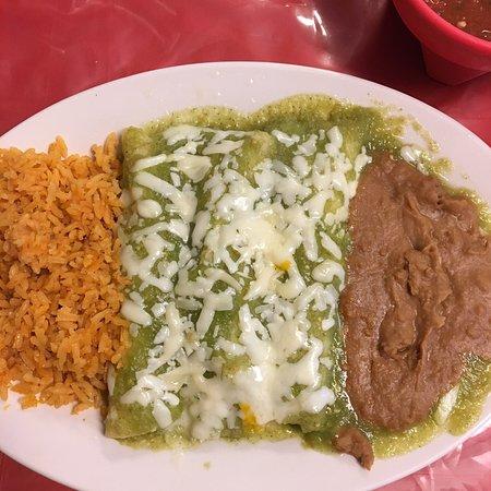 Hutto, TX: Mario's Mexican Restaurant