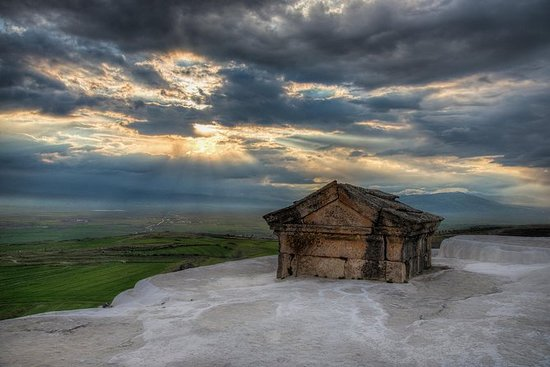 Pamukkale Hierapolis Small Group Tour...