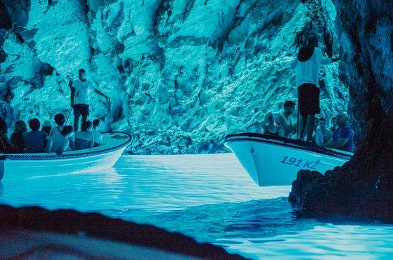 Privat 5-øyers fartbåttur fra Split...