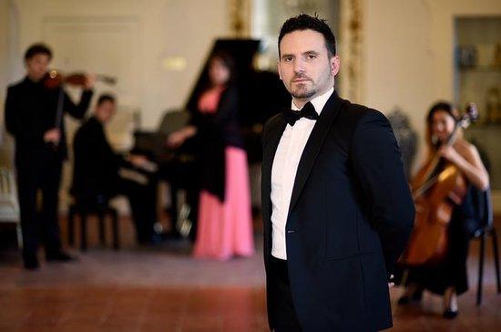 Opera konserter i Sorrento på Museo...