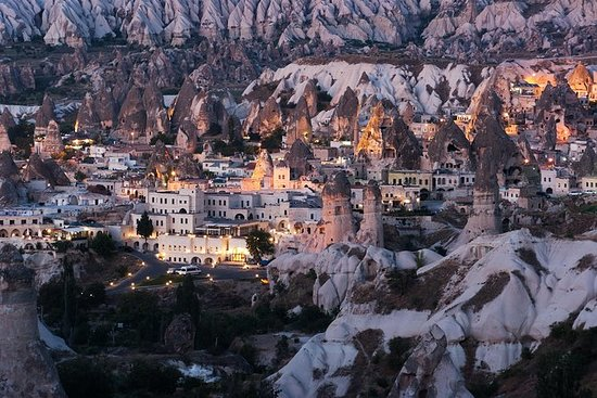 Full Day Best of Cappadocia: Cavusin...