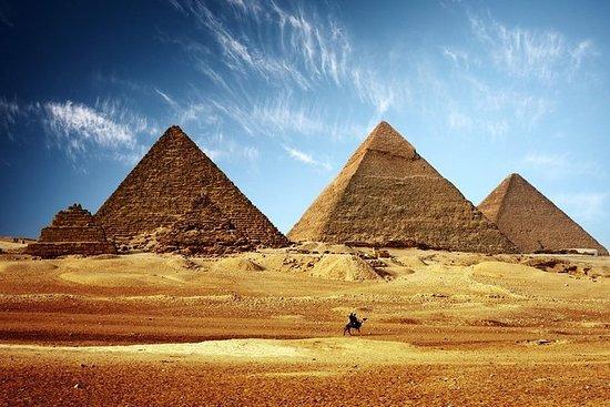 Overnachting naar Cairo en Luxor per ...
