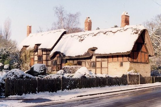 Shakespeare's Birthplace: 'Winter 4...