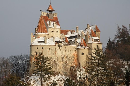 Bran and Rasnov Castles Tour from...