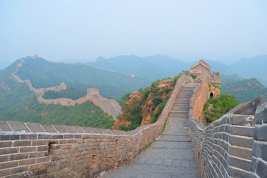 Great Wall Simatai West to Jinshanling...