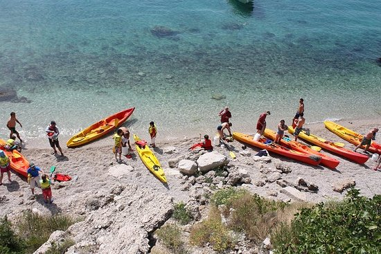 Brela Sea Kayaking and Snorkeling...