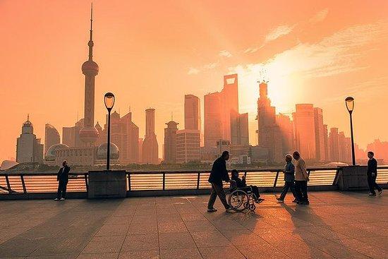 3 horas de Shanghai Bund and...