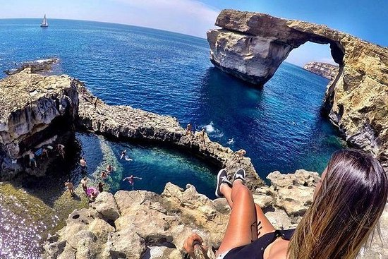 Gozo and Ggantija Temples Full-Day...