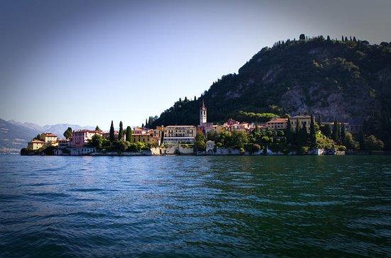 Cruise og middag på Comosjøen fra...