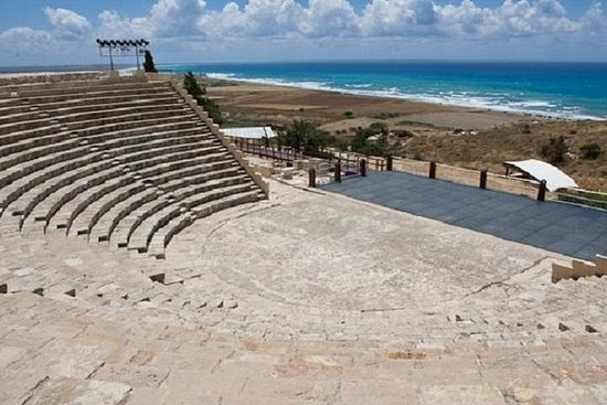 Day Trip: Limassol and Kourion from...
