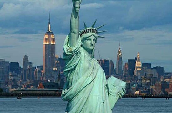 Full-Day New York City Tour with...