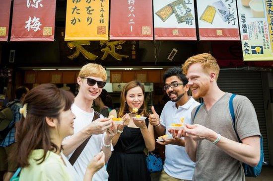 Eten Tour van Tsukiji vismarkt