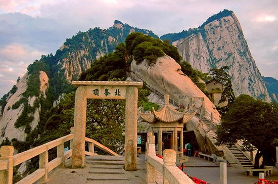 Private Day Tour of Mt. Huashan With...