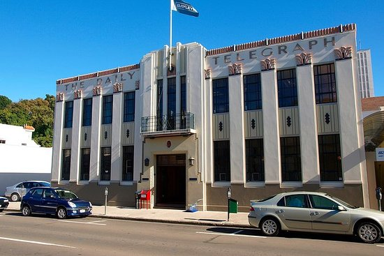 Napier Art Deco Self-Guided Audio Tour