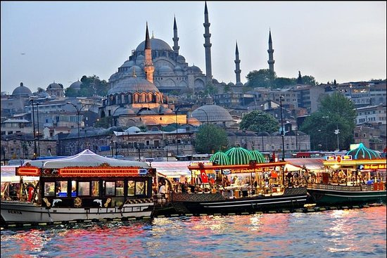 Full-Day Guided Tour of Istanbul, from...