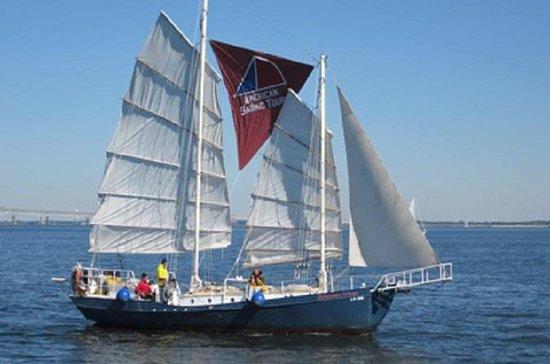 チェサピーク湾の歴史を巡るセーリングツアー