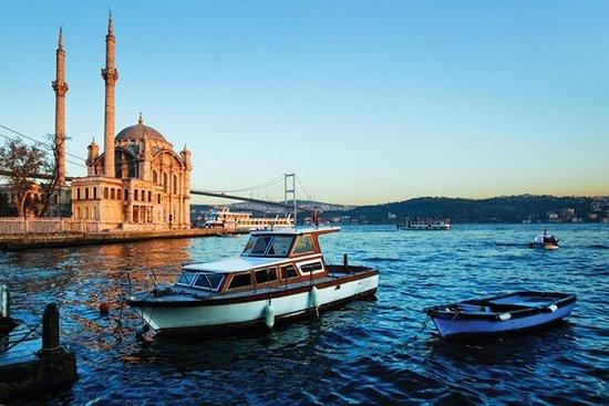 Istanbul 1-dagers guidet tur fra Kemer inkludert...