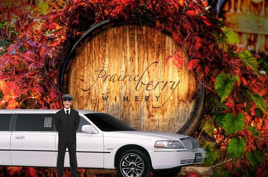 Black Hills Winery Tour med transport