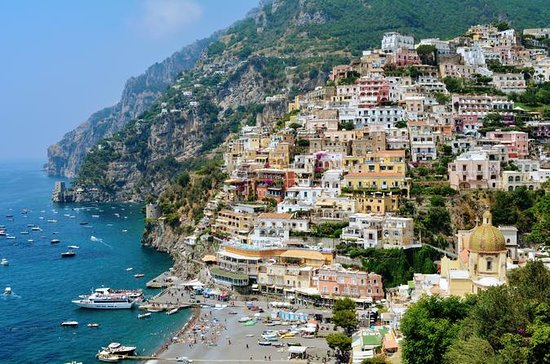 Amalfi Coast Tour from Rome by...