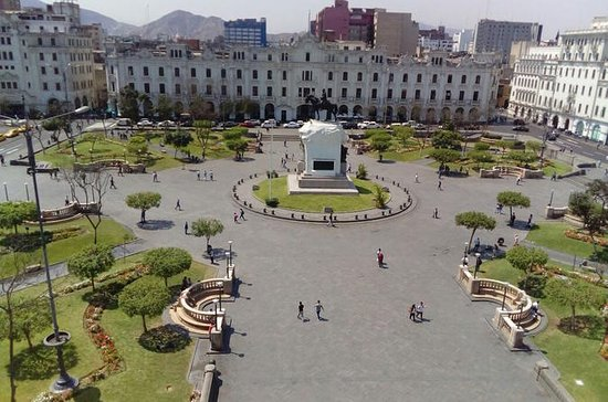 Halvdagers kulturtur i Lima, Peru