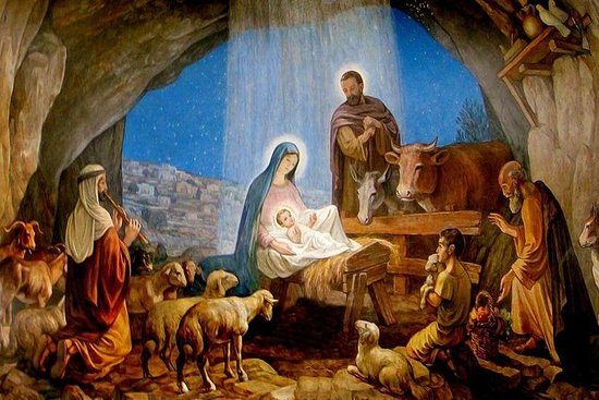 Christmas Eve Tour to Jerusalem and...