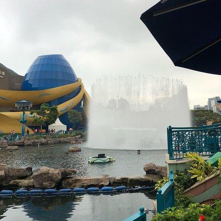 Фотография Аквапарк Ocean Park
