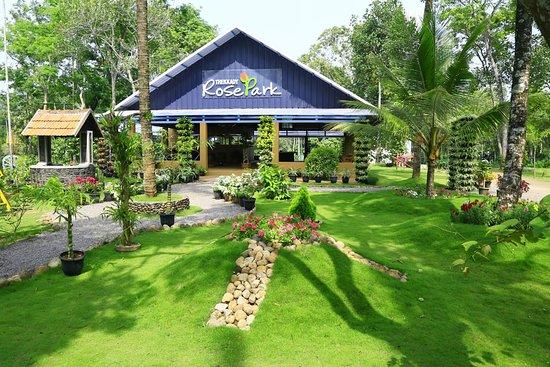 Thekkady Rose Park