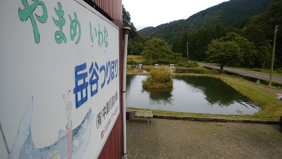 Takeya Fishing Pond