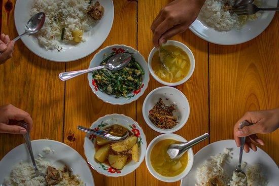 Loikaw, Myanmar: Duizenden smaken en allemaal even lekker.