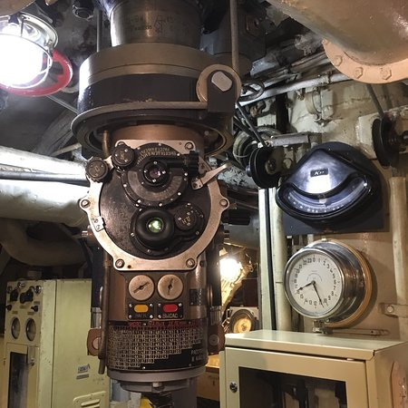 Музей подводная лодка С-189