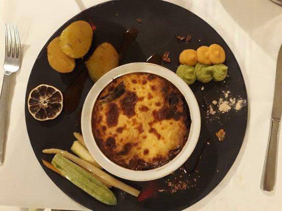 Enigma Restaurant Picture