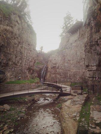 Rustaveli: Waterfall in Tbilisi