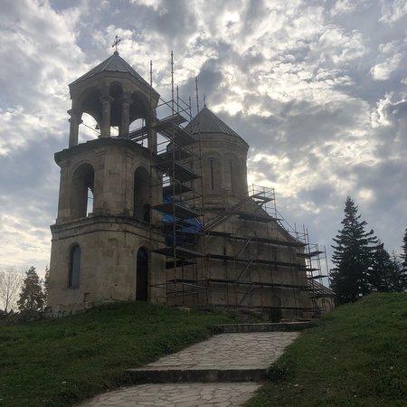 Nikortsminda Cathedral