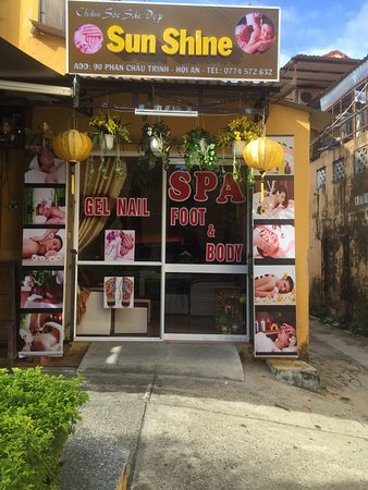 Sunshine Hoian Spa